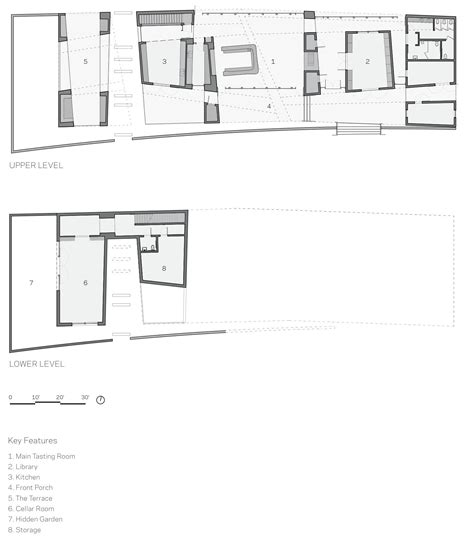 sle floor plan of a house gallery of tasting room at sokol blosser winery allied