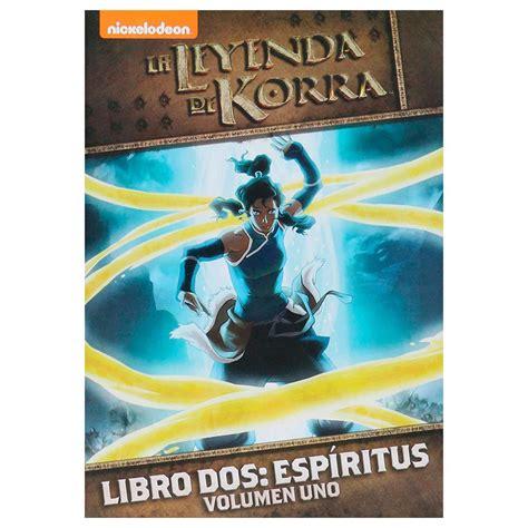libro switch volume 1 la leyenda de korra libro 2 vol 1 dvd elektra online elektra