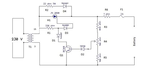 scr controlled battery charger circuit diagram 12v automatic battery charger monstersync speaker