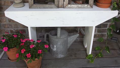 painted garden bench wild rose vintage painted garden bench