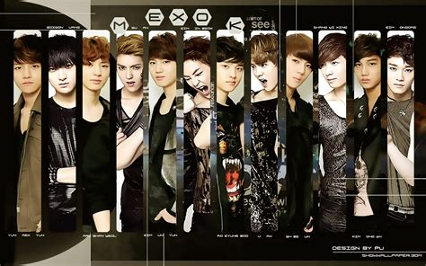 exo unfair wallpaper exo exostan