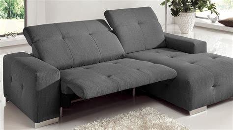 Sofas Mit Relaxfunktion by Eckcouch Mit Relaxfunktion Eckcouch In Braun Mit