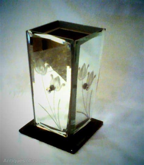 antiques atlas deco mirrored vase