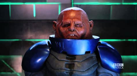 dr who doctor who exclusive message from strax 50th