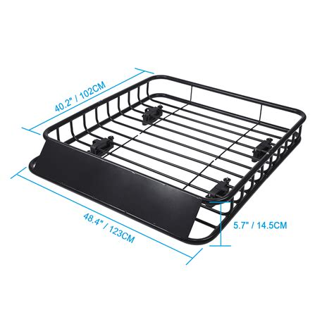car roof roof rack mounted top luggage carrier cargo