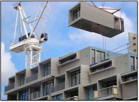prefab construction high rise prefab housing looks to 3d printing