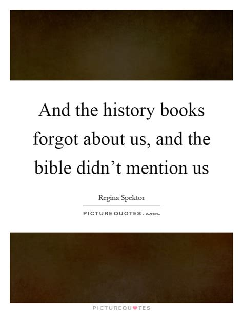 black and a forgotten history books and the history books forgot about us and the bible