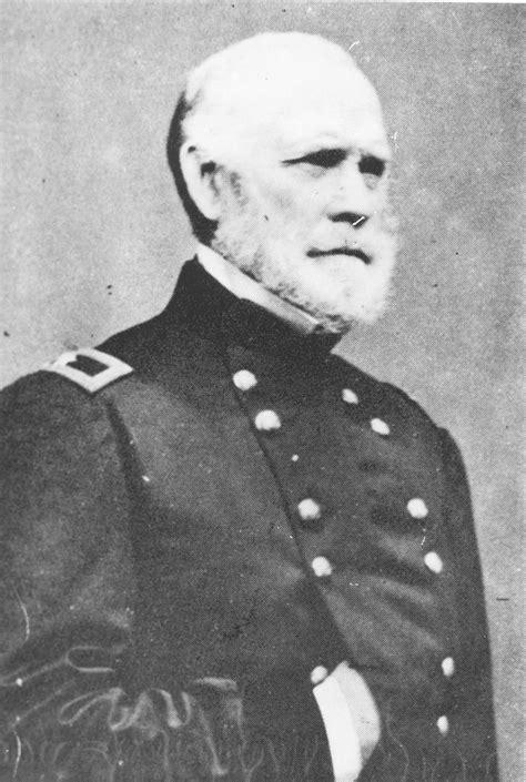 Brigadier General William S. Harney - The Portal to Texas