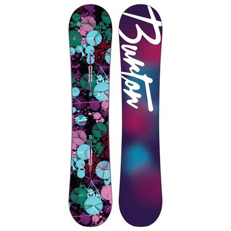 tavola snowboard burton genie 2016