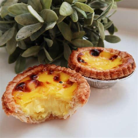 Pie Portuguese Egg Tart Egg Tart Pie Crispy Egg Tart ng confectionery singapore burpple