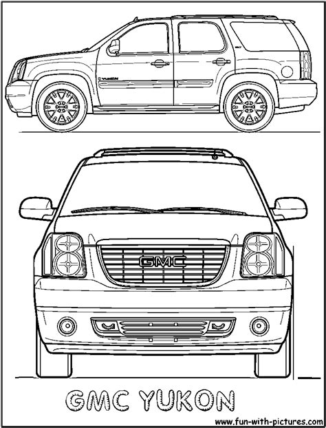 coloring pages gmc truck pickup truck coloring pages bestofcoloring com