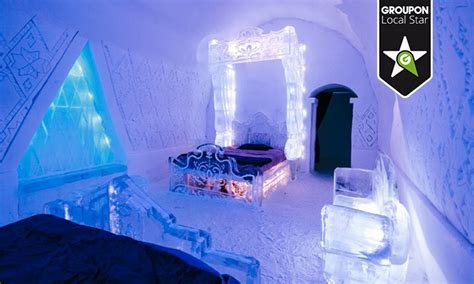 hotel de glace h 244 tel de glace deal of the day groupon