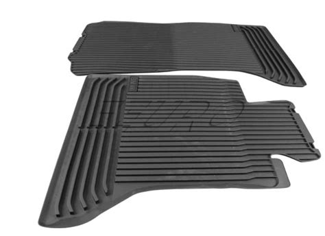 Car Mats On Sale by Auto Sale On Floor Mat Set Front All Weather Black
