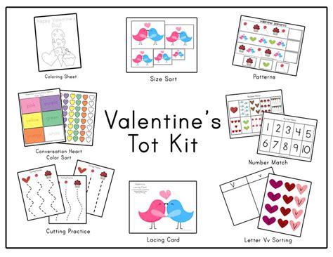printable preschool valentine activities 7 best images of valentine s day printables for