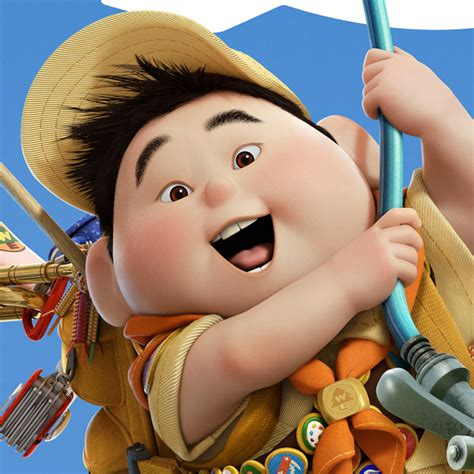 film up nama anak kecil russel up dyazafryan
