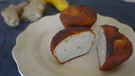 Rezepte Muffins by Ingwer Bananenmuffins Paleo360 De