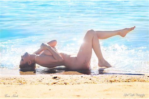 beach nude 34x22 fine art print cara nicole photo by