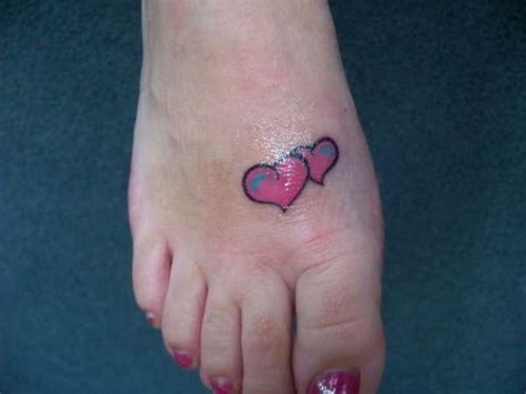 small pink heart tattoo 35 foot tattoos for slodive
