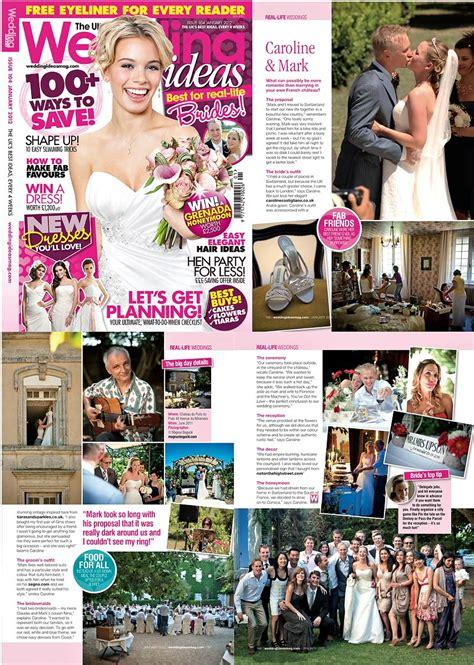Wedding Ideas Magazine by Published In Uk Wedding Ideas Magazine