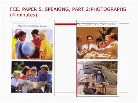 fce speaking test speaking part 2