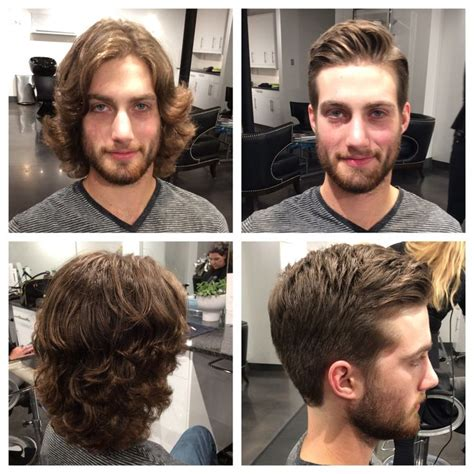 guy haircuts before and after 120 best before and after images on pinterest balayage