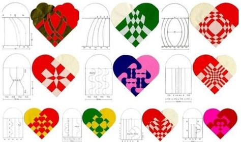 Crafts With Construction Paper For Adults - valentines day ideas and recycling paper crafts for