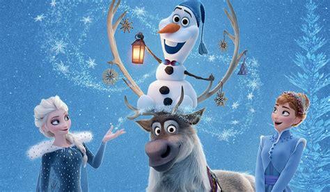 olafs frozen adventure olaf s frozen adventure pulled by disney