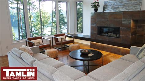 contemporary west coast style custom homes tamlin