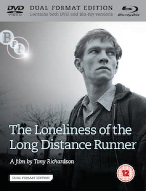 format long dvd the loneliness of the long distance runner blu ray dvd
