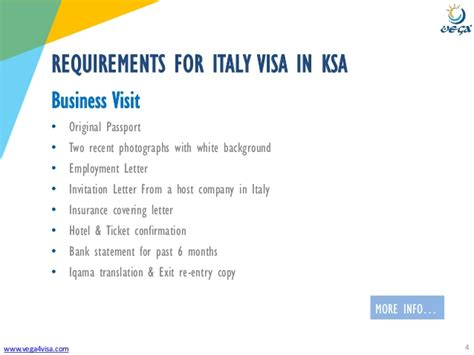 Business Visa Application Letter Italy visa requirements saudi arabia to italy business
