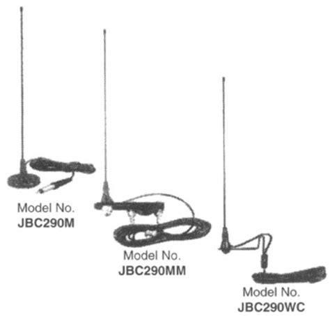 procomm jbc290m jbc290mm jbc290wc mobile scanner antenna