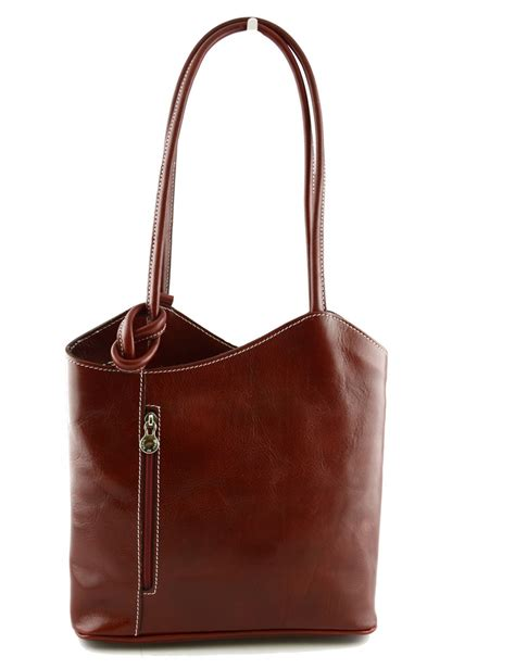 Genuine Leather genuine leather shoulder bag giusy