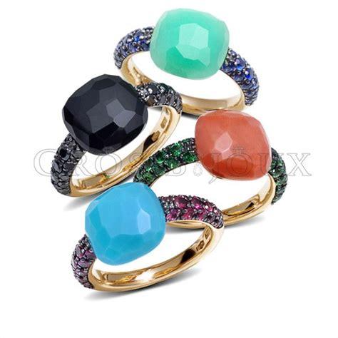 anelli simili pomellato pomellato collection quot quot bijoux cailloux ジュエリー