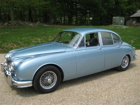 1963 jaguar mk2 3 8 litre 4 door sedan for sale