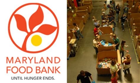 Food Pantry In Maryland by Maryland Food Bank And Capital Meats