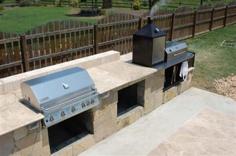 Outdoor Kitchen Countertops Ideas by Outdoor Kitchen Countertop Ideas New Interior Exterior