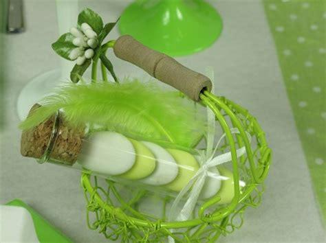 Comment Faire Du Vert Anis by Votre Table De Mariage En Vert Et Blanc Id 233 Es Deco Id