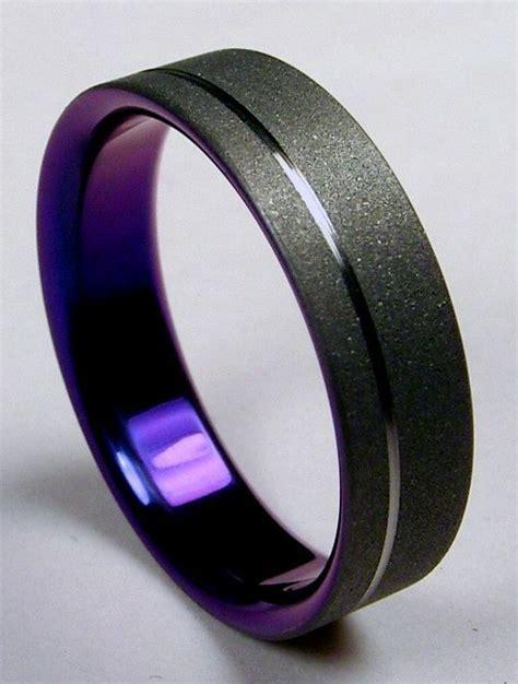 unusual unconventional wedding rings  men rings