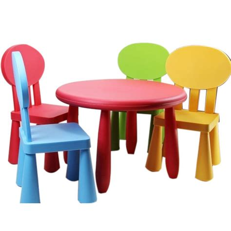 Toddler Plastic Chair - colored plastic chair set at rs 1489 set baby