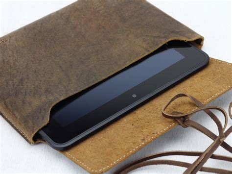 Tab 7 8 Inch leather tablet 7 8 inch string travel