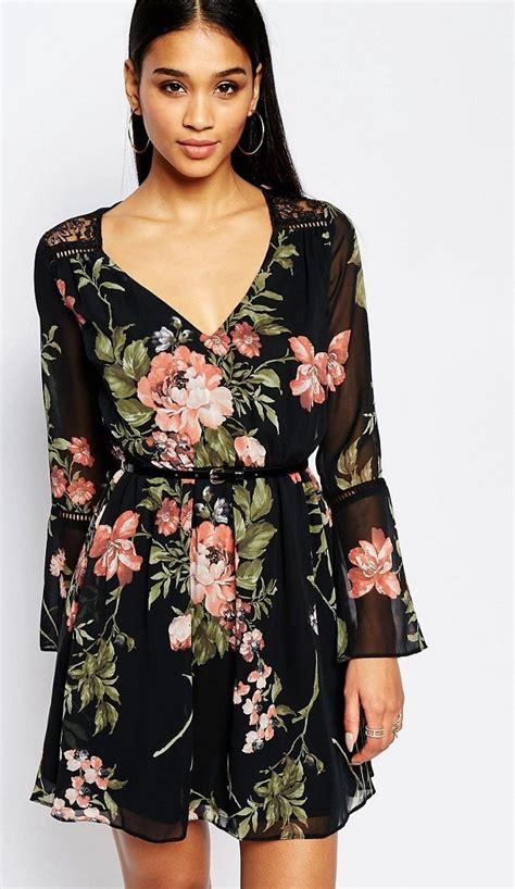 vestiti fiori vestiti corti a fiori estate 2016 impulse