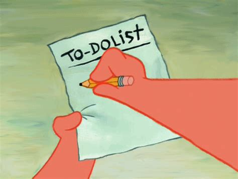 animated list the all struggle of finals cus