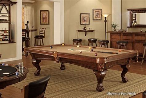 megan pool table by legacy billiards