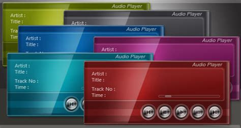 The Mp3 Player That Gives You Skin by Flash Skins Free Flash Mp3 Audio Player For Your Website