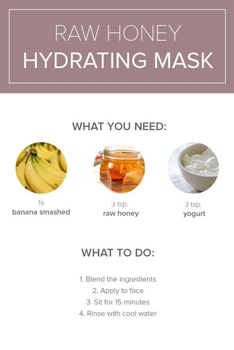Diy Moisturizing Mask For Skin Diy Do It Your Self 1000 Images About On Skin Care And Products