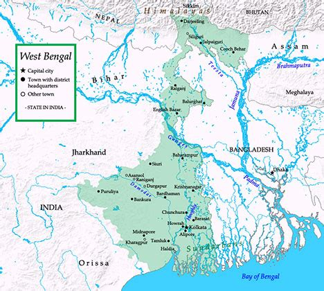 bengal india map operation green hunt fizzling out in west bengal and