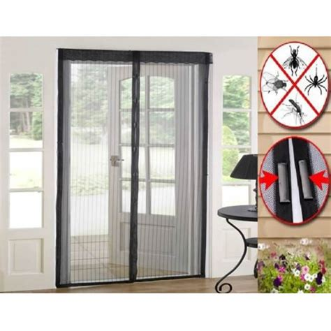 door mosquito curtain magnetic door curtain fly screen mosquito bug repellent