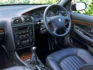 Peugeot 406 Interior Peugeot 406 Sedan Picture 07 Of 08 Interior My 2001