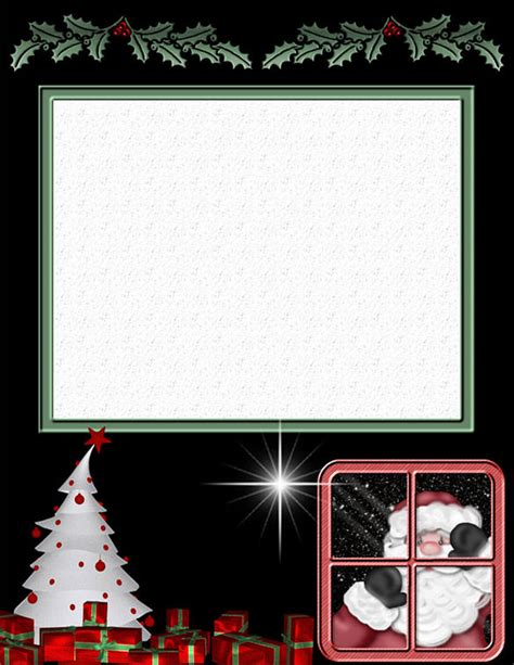 christmas stationery templates  psd eps ai