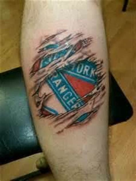 tattoo new york broadway new york rangers tattoo tattoo pinterest tattoo